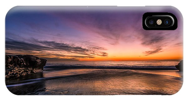 4 Mile Beach Sunset IPhone Case