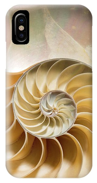 Nautilus Pompilius Phone Case by Natural History Museum, London
