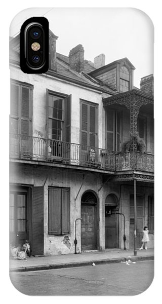 New Orleans House Phone Case by Granger