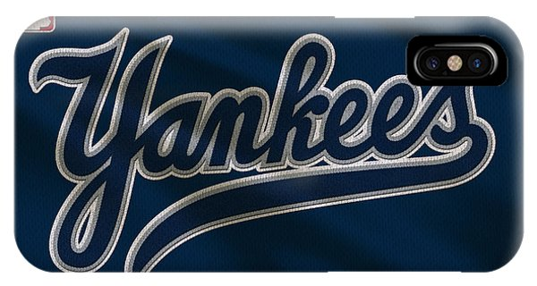 New York Yankees Uniform IPhone Case