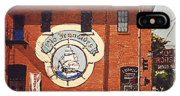 Old Ironsides Phone Case by Paul Guyer
