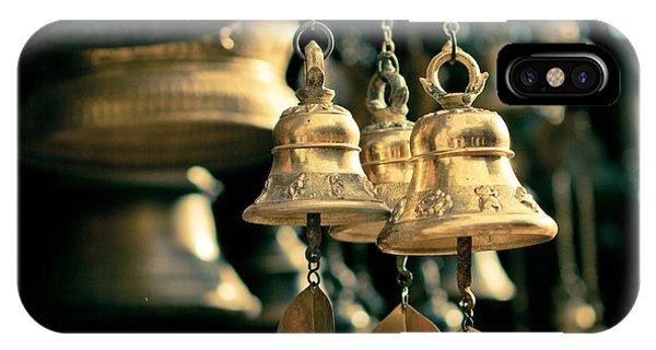 Sacrificial Bells IPhone Case
