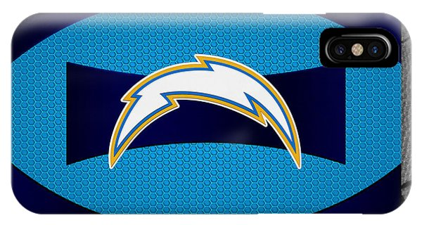 Charger iPhone Case - San Diego Chargers by Joe Hamilton 1af33b60a