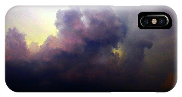 iPhone Case - Severe Cells Over South Central Nebraska by NebraskaSC