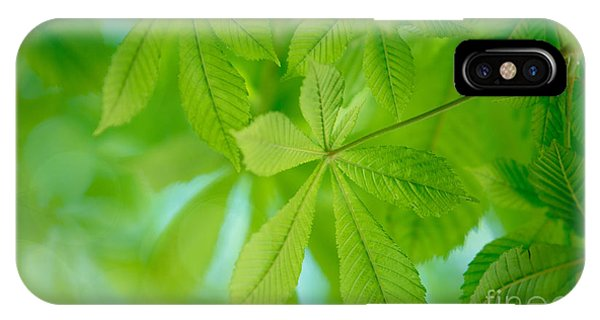 Spring Green IPhone Case