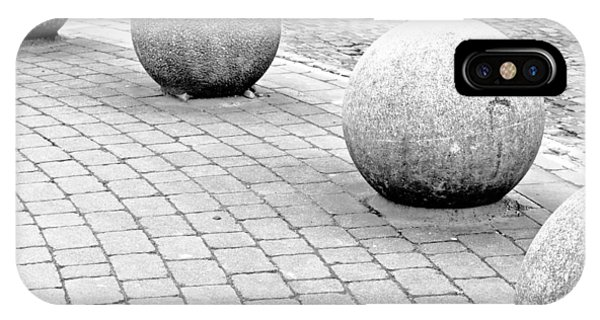 Stone Balls IPhone Case