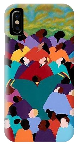 iPhone Case - The Dream by Synthia SAINT JAMES