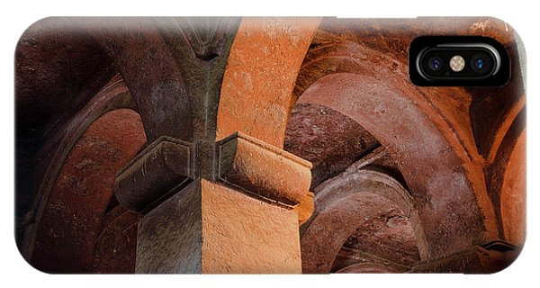 East Africa iPhone Case - The Rock-hewn Churches Of Lalibela by Martin Zwick