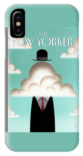 New Yorker May 14th, 2012 IPhone Case