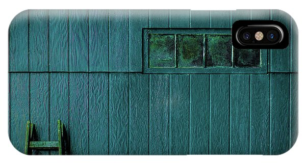 Facade iPhone Case - Untitled by Inge Schuster