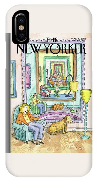 New Yorker March 4th, 2013 IPhone Case