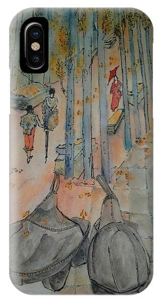 Van Gogh My Way Album IPhone Case