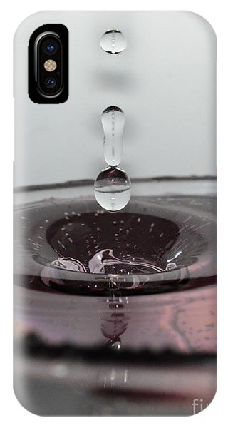 4 Water Drops IPhone Case
