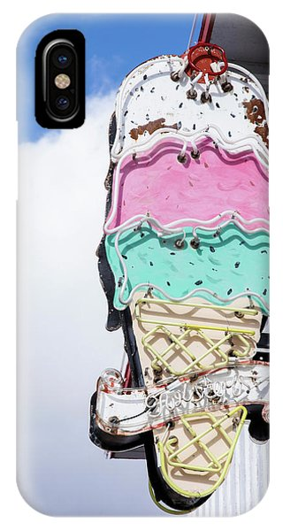 Ice iPhone Case - Williams, Arizona, United States by Julien Mcroberts