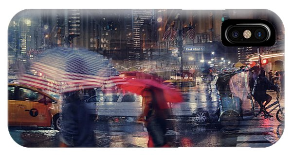 United States iPhone Case - Untitled by Massimo Della Latta