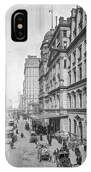 42nd Street IPhone Case