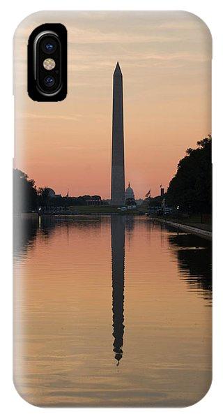 Washington Dc, Usa IPhone Case