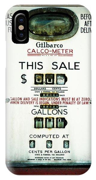 45 Cents Per Gallon IPhone Case