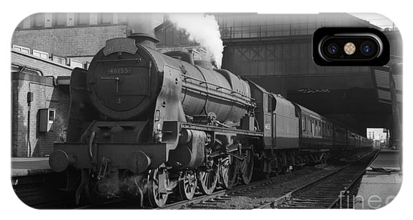 46155 The Lancer At Preston IPhone Case