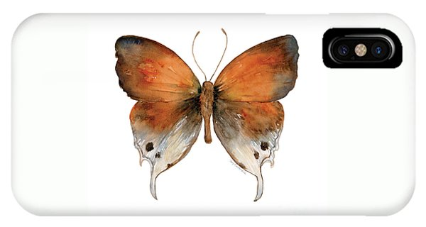 47 Mantoides Gama Butterfly IPhone Case