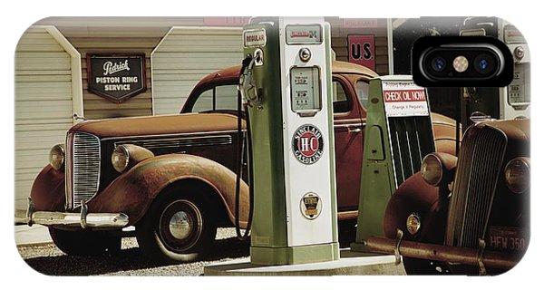 47 Packard IPhone Case