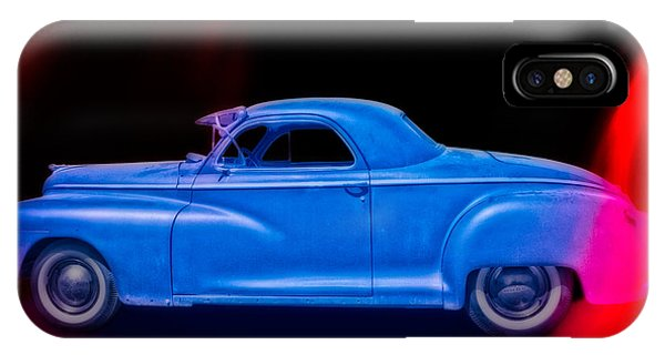 48 Dodge Salesman Coupe Rat Rod IPhone Case