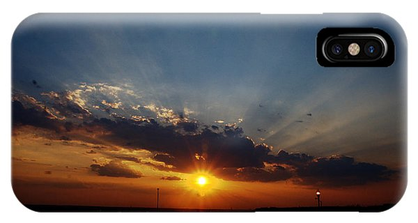 4th July Sunset 2013 IPhone Case