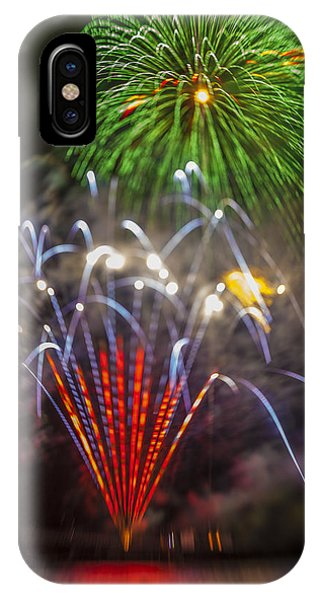 4th Of July Through The Lens Baby IPhone Case