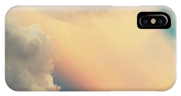 Beautiful Sunrise iPhone Case - Симфония неба by Raimond Klavins
