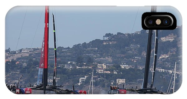 America's Cup 34 New Prices IPhone Case