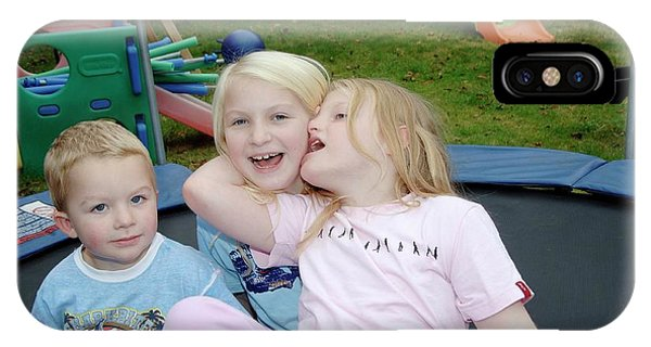 Angelman Syndrome Phone Case by Science Photo Library