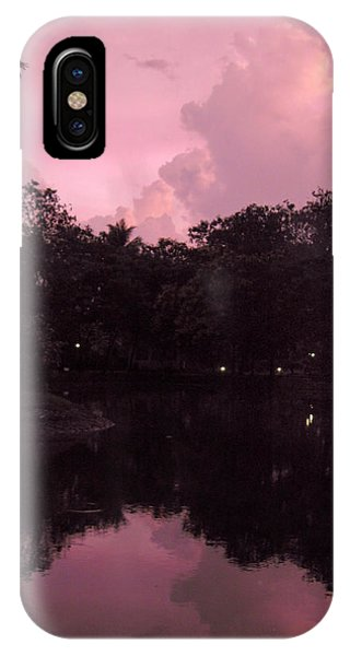 Roxbury iPhone Case - Asia, India, Kerala (backwaters by Steve Roxbury