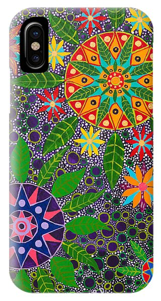 Ayahuasca Vision IPhone Case