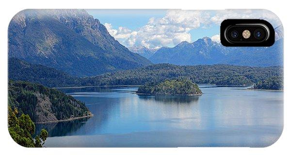 Bariloche Argentina Phone Case by Jim McCullaugh