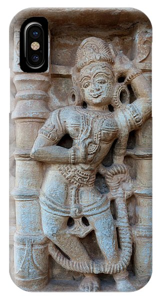 Bas Relief Chittaurgarh Citadel 6th IPhone Case
