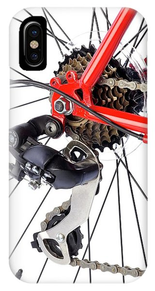 Bicycle Rear Gears IPhone Case
