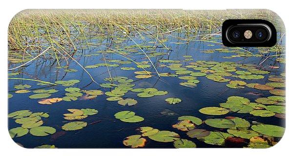 Delta iPhone Case - Botswana, Okavango Delta by Kymri Wilt