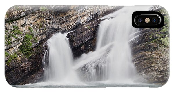 Cameron Falls IPhone Case