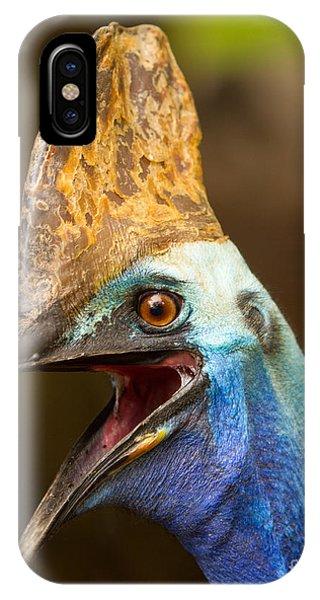 Cassowary IPhone Case