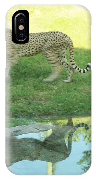 Cheetah Phone Case by Tinjoe Mbugus