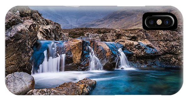 Fairy Pools Phone Case by Maciej Markiewicz