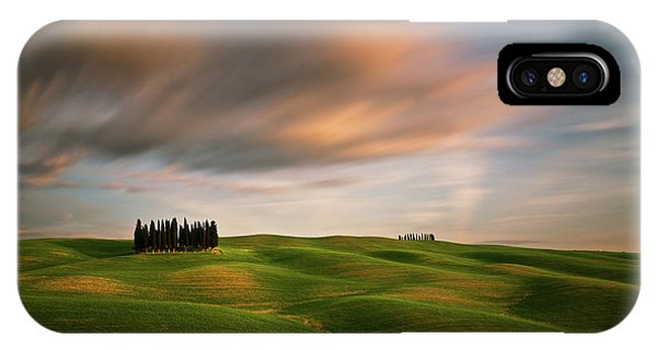 Agriculture iPhone Case - Fields... by Krzysztof Browko