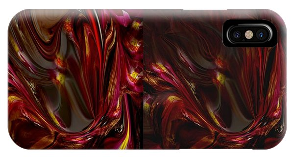 Flowers Phone Case by HollyWood Creation By linda zanini