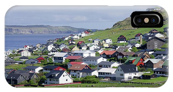 Archipelago iPhone Case - Kingdom Of Denmark, Faroe Islands (aka by Cindy Miller Hopkins