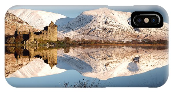 IPhone Case featuring the photograph Loch Awe by Grant Glendinning
