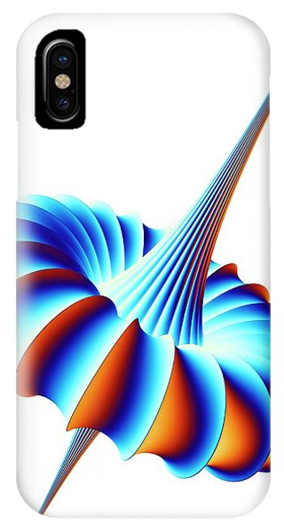 Calculus iPhone Case - Mathematical Model by Pasieka