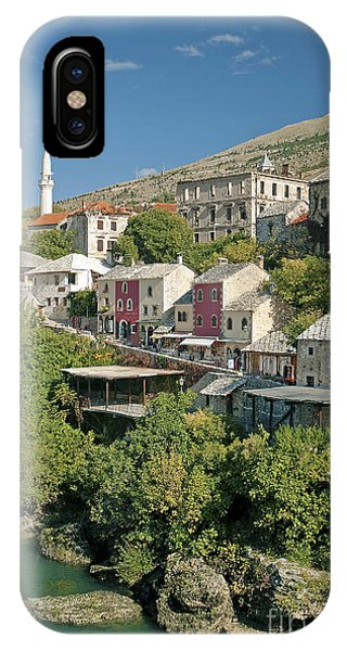 Mostar In Bosnia Herzegovina IPhone Case
