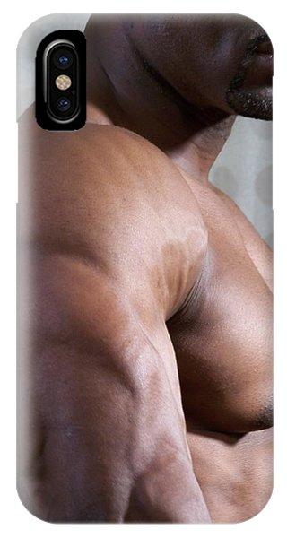 Nubian Warrior IPhone Case