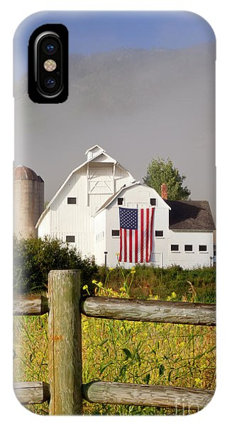 Park City Barn IPhone Case