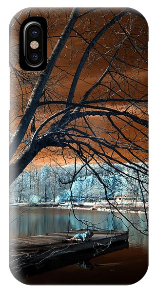 Quiet Moments IPhone Case